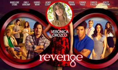 Verónica Orozco protagoniza adaptación de la serie Revenge