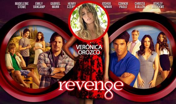 Verónica Orozco protagoniza adaptación de la serie gringa Revenge