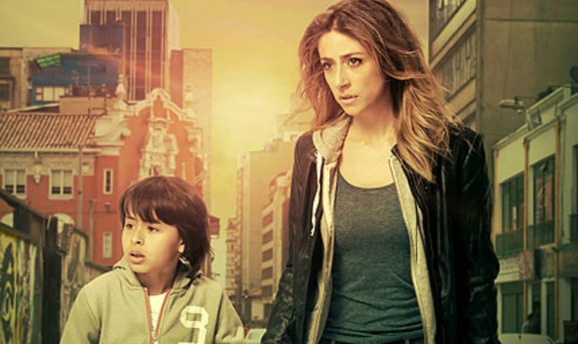 Verónica Orozco protagoniza la serie Anónima