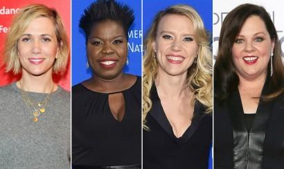 Develan nombres de las actrices que protagonizarán 'Los Cazafantasmas'