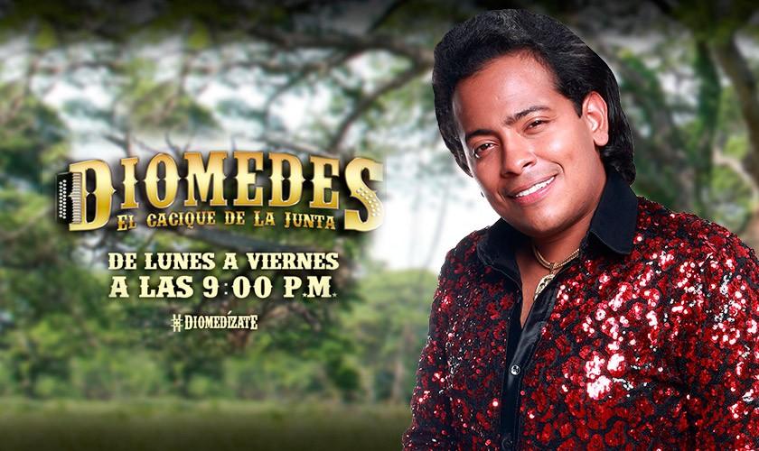 Detalles: Serie 'Diomedes, el cacique de La Junta' RCN