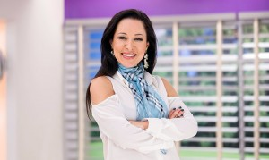 Flavia Dos Santos tiene cáncer de seno