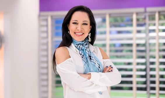 Diagnostican cáncer de seno a la sexóloga Flavia Dos Santos