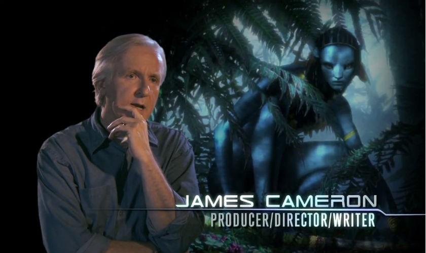 James Cameron 'Avatar 2' estreno 2017