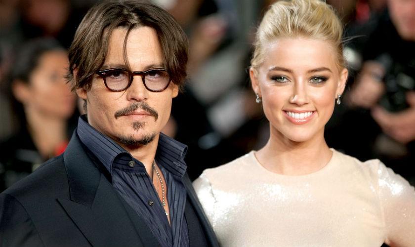 Johnny Depp se casa con Amber Heard