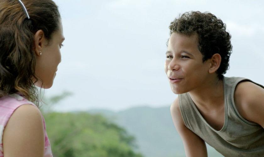 Actor Diomedes niño novela Canal RCN