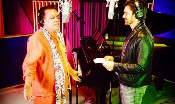 Juanes y Juan Gabriel presentan nueva versión de la canción 'Querida'