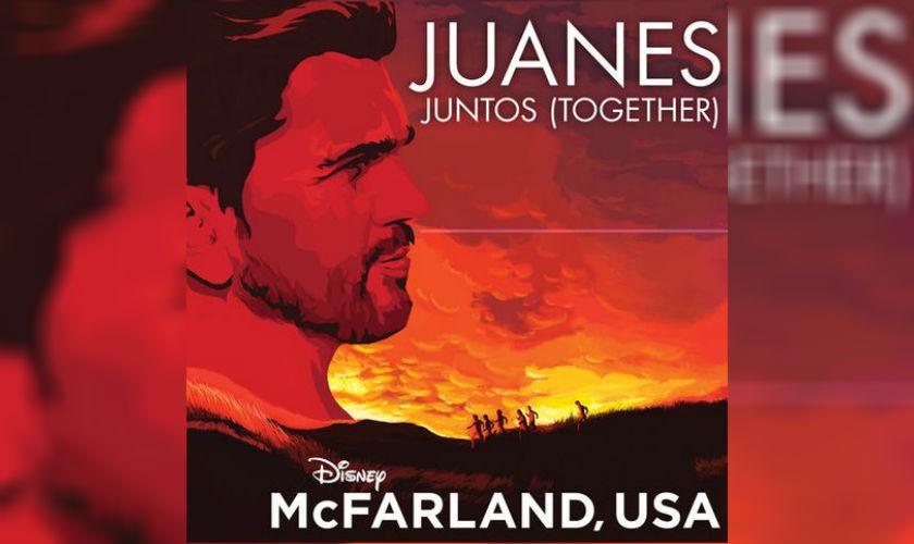 Juanes canción 'Juntos' Disney