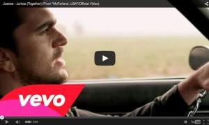 Juanes presenta el video de la canción para Disney 'Juntos'