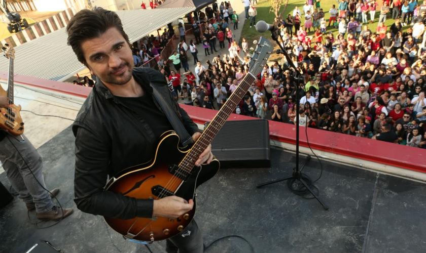 Juanes anuncia lanzamiento de la canción 'Juntos (Together)'