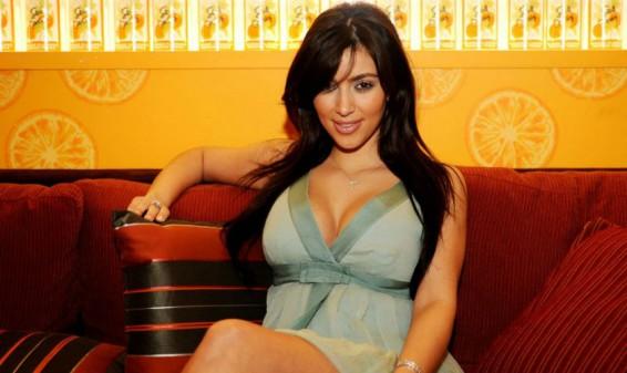 Kim Kardashian revela la portada de su libro de selfies