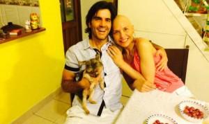 Lorena Meritano anuncia que superó el cáncer de seno