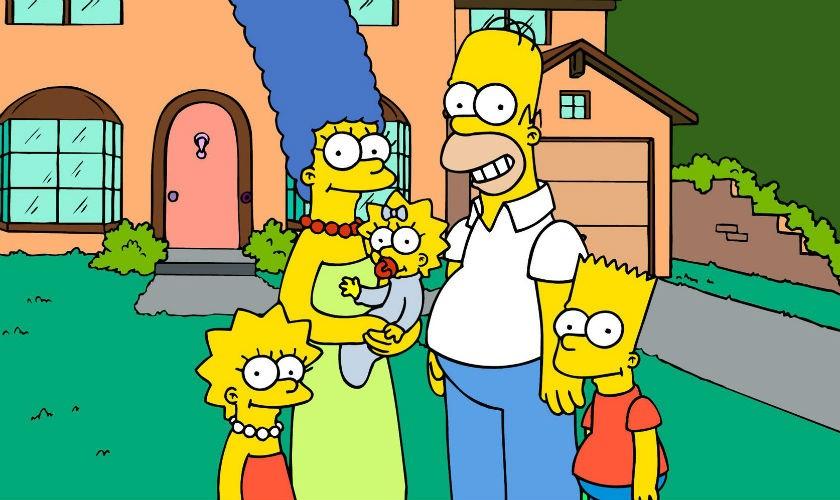 Capítulo de Los Simpson que fue creado hace 25 años