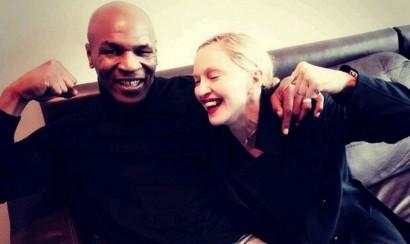 Nuevo disco de Madonna tendrá la colaboración de Mike Tyson
