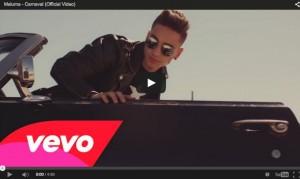Maluma presenta el video de la canción 'Carnaval'
