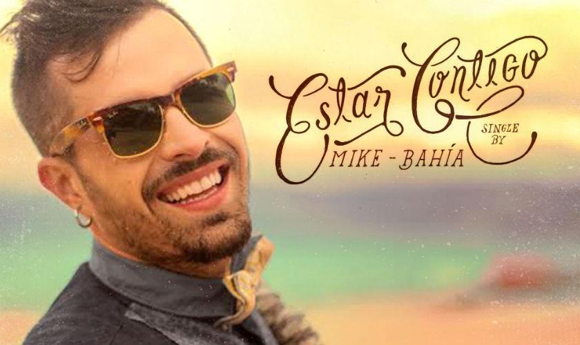 Mike Bahia presenta el video de su canción 'Estar Contigo'