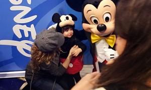 Shakira no llevará a Mickey Mouse al cumpleaños de Milan