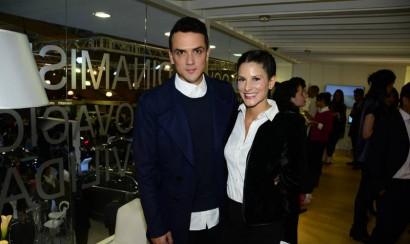 Natalia Jerez y Juan Fernando Sánchez se casaron por lo civil