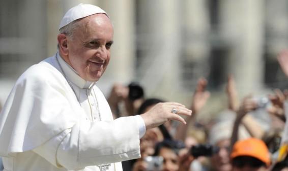Inicia rodaje de la película del Papa Francisco