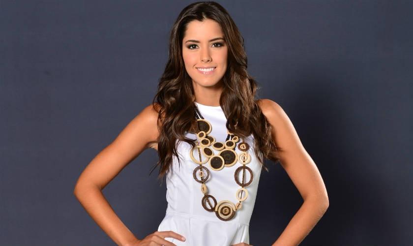 Califican de antipática a Señorita Colombia en Miss Universo