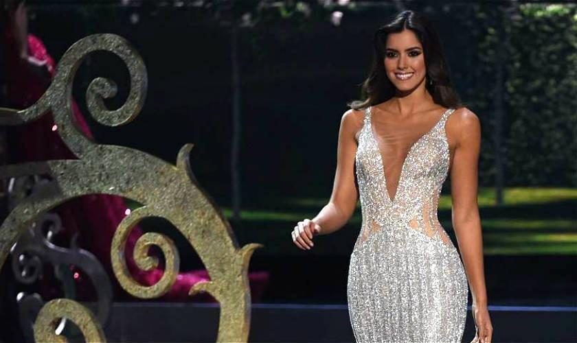 Fotos: Miss Universo Paulina Vega Dieppa