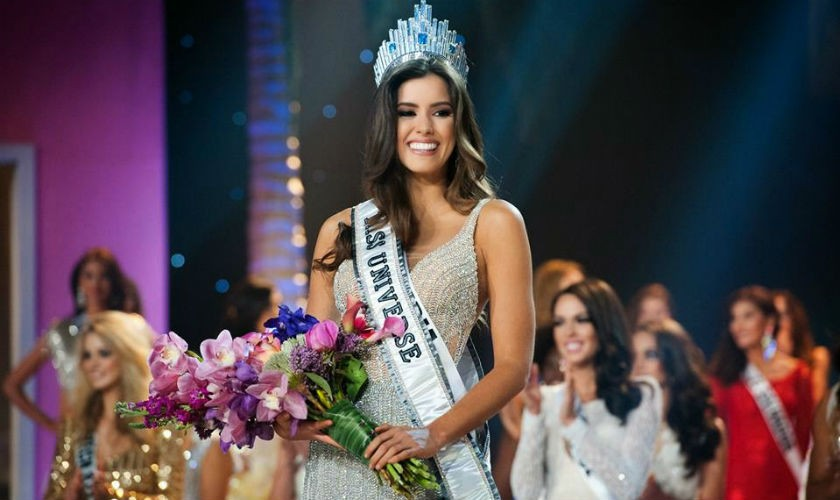 Srta Colombia es la nueva Mis Universo 2014