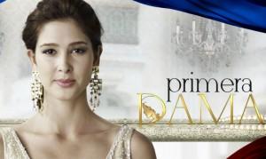 'Primera Dama' del Canal Caracol es emitida en Tailandia
