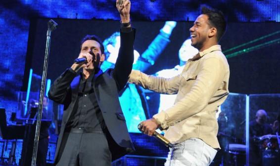Romeo Santos publica adelanto del video 'Yo También' con Marc Anthony