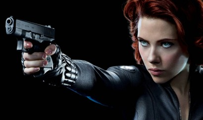 Scarlett Johansson estará en Capitán América: Civil War