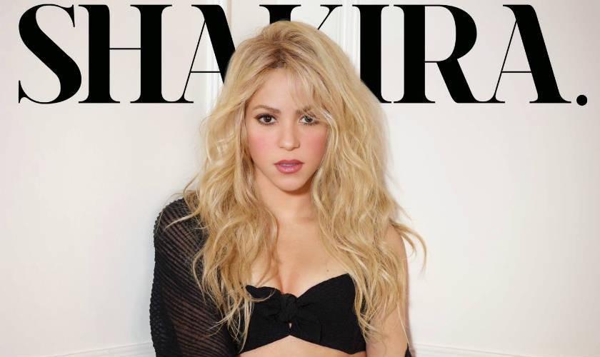 Shakira prepara gira internacional con nuevo disco 2015