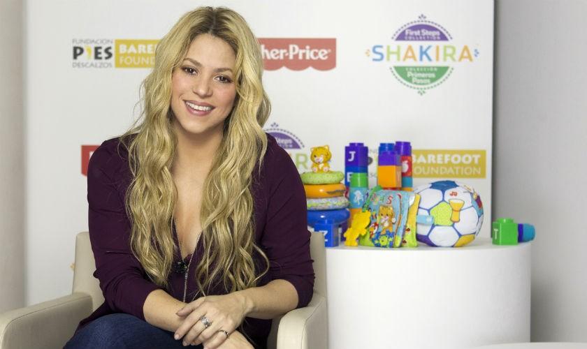 Nació el segundo hijo de Shakira y Piqué