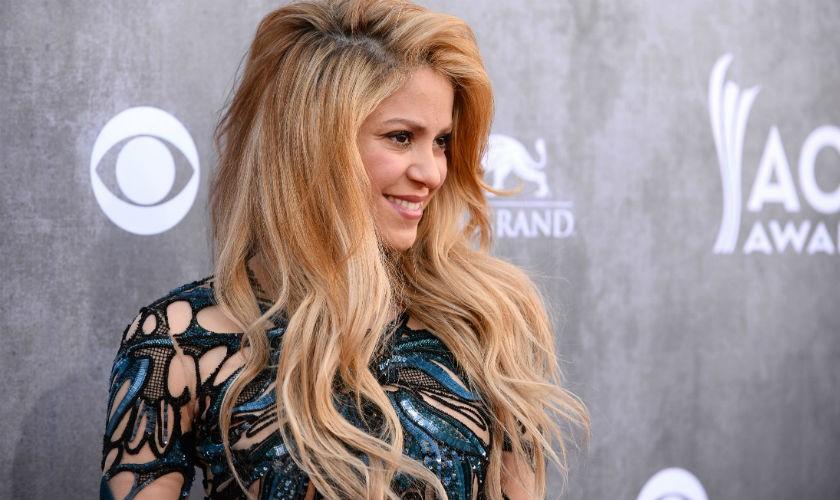 Shakira explica el origen nombre de su hijo llamado Sasha