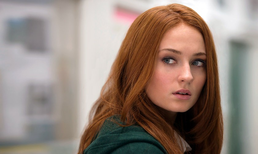 Sophie Turner será Jean Grey en X-Men Apocalypse