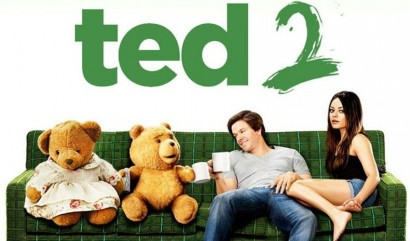 Universal Pictures reveló el tráiler de la película 'Ted 2′