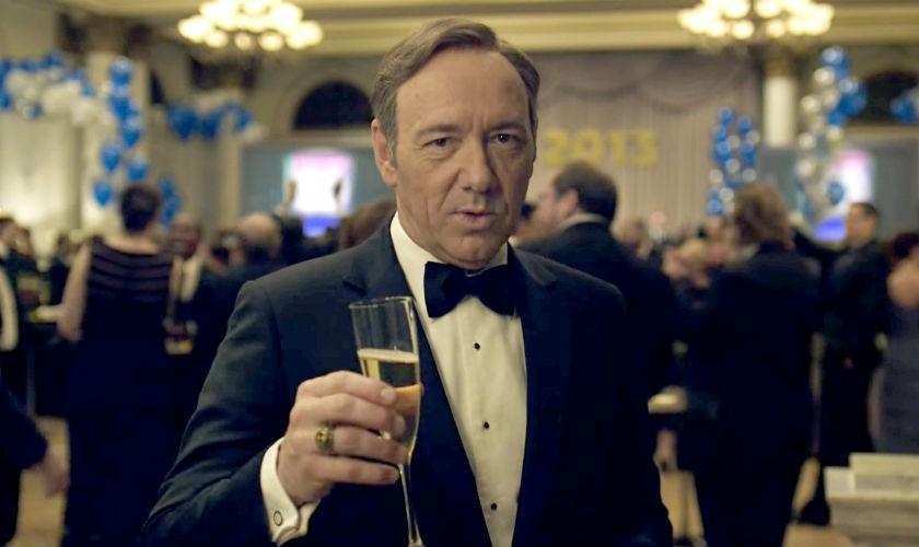 Netflix estrena por error House of Cards 3