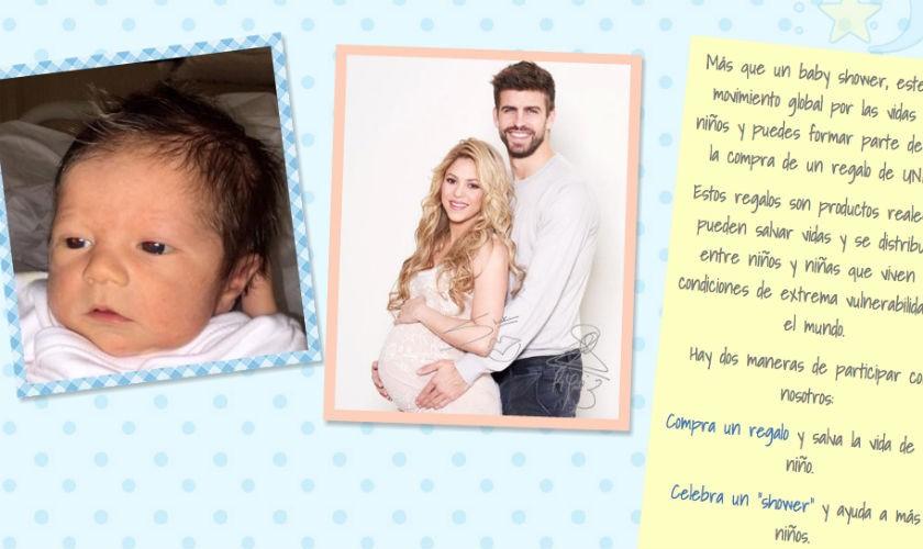 Fotos: Segundo hijo de Shakira y Piqué