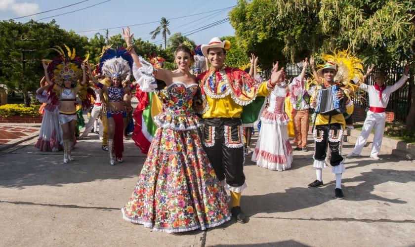Farándula Caracol Carnaval de Barranquilla