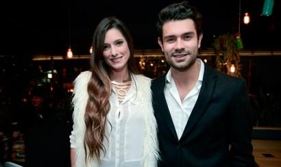 Daniella Donado y Juan Diego Vanegas son pareja