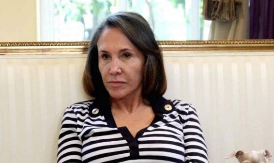 Florinda Meza niega haber prohibido visitas a la tumba de Chespirito