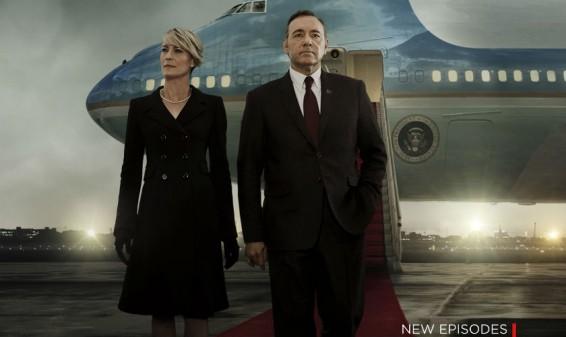 Netflix anuncia el estreno de la nueva temporada de House of Cards