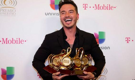 Listado completo de los ganadores de los Premios Lo Nuestro del 2015