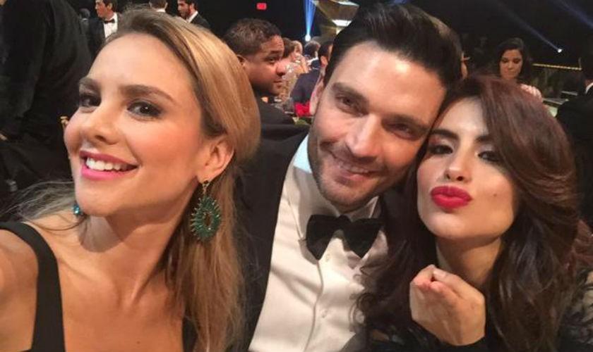 Jessica Cediel estaría saliendo con el actor Julian Gil