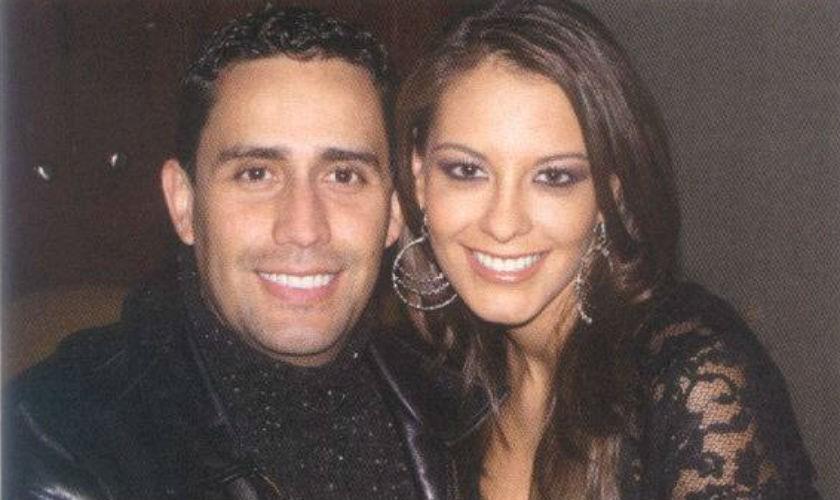 Camilo Montoya habló de la relación con Laura Acuña