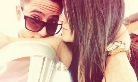 Lina Tejeiro y Andy Rivera terminaron su relación sentimental