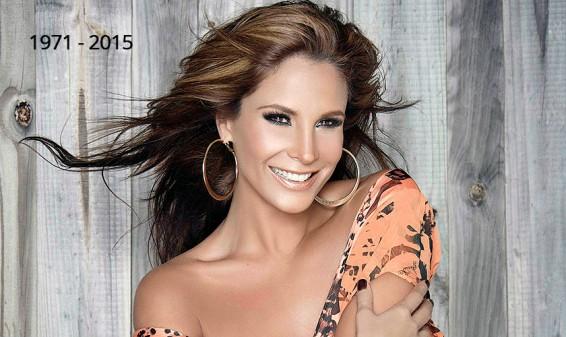 Muere la actriz mexicana Lorena Rojas víctima de cáncer