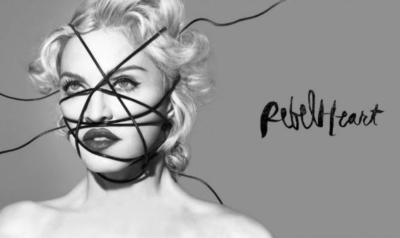 Se filtra en internet el nuevo disco de Madonna 'Rebel heart'