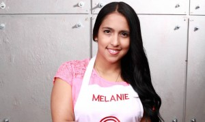 Melanie Amaya es la octava eliminada de MasterChef Colombia