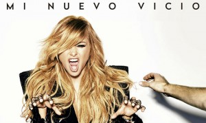Paulina Rubio presenta el video de su nueva canción 'Mi nuevo vicio'