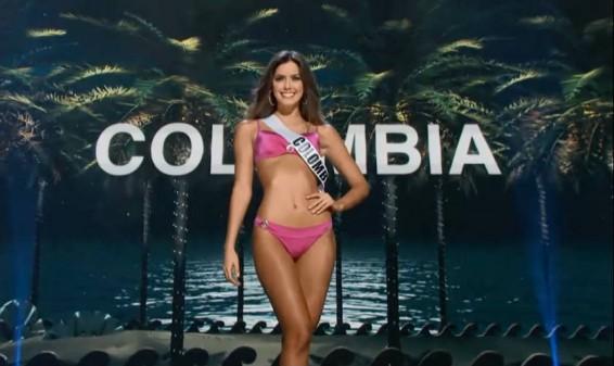 Paulina Vega comparte su primera sesión fotográfica como Miss Universo