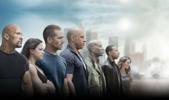 Revelan segundo tráiler de la película 'Rápido y furioso 7'
